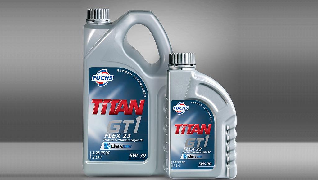 Fuchs apresenta Titan GT1 FLEX 23 SAE 5W-30