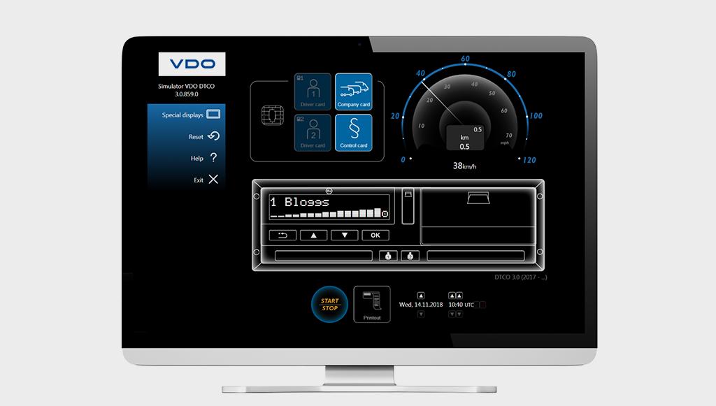 Continental ajuda empresas a utilizar novo tacógrafo