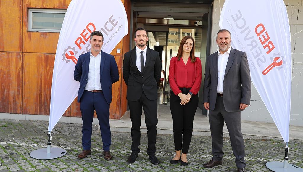 Convenção RedService reuniu parceiros em Lisboa