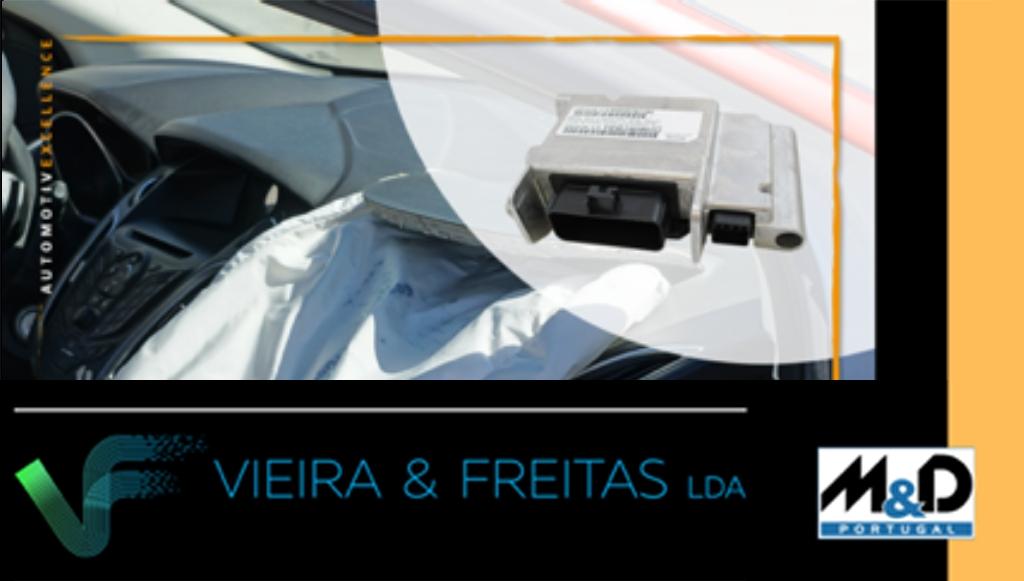 Vieira & Freitas lança novas centralinas de comando do <em>airbag</em>