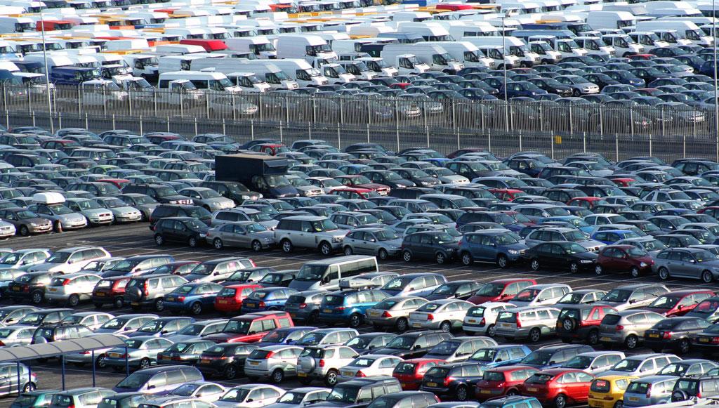 Mercado automóvel cresceu no mês de outubro em Portugal