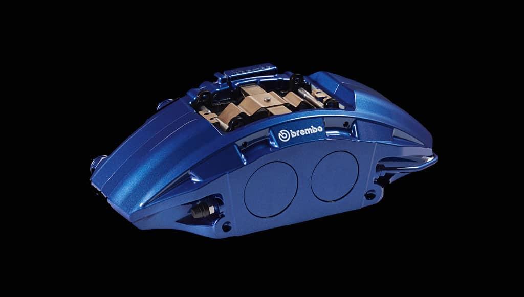 Brembo apresenta pinça Flexira para veículos compactos