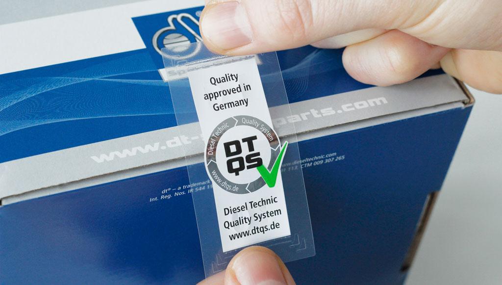 Diesel Technic Quality System: garantia de qualidade
