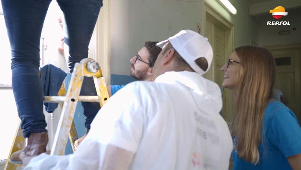Repsol participa na Semana do Voluntariado