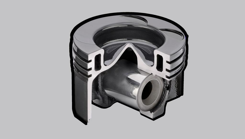Motorservice Group apresenta pistão de aço da Kolbenschmidt