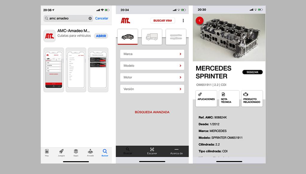 AMC desenvolveu nova <em>app</em> para sistemas iOS e Android