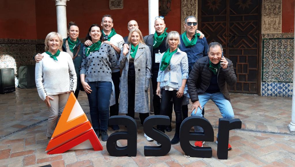 IV Convenção da ASER Aftermarket Automotive decorreu em Sevilha
