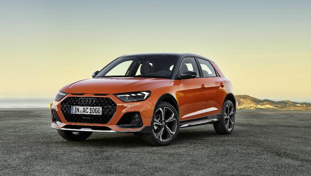 Audi A1 citycarver: <em>crossover</em> para mentes inquietas