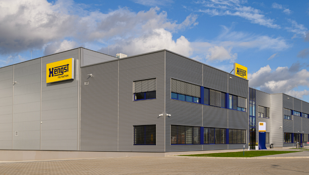Hengst abre nova fábrica em Rawicz, na Polónia