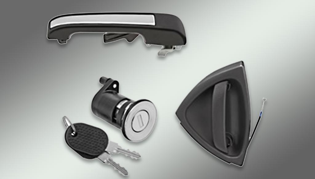 Magneti Marelli Aftermarket apresenta nova linha de puxadores das portas