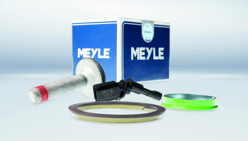MEYLE amplia portefólio de produtos eletrónicos com <em>kit</em> de sensor ABS