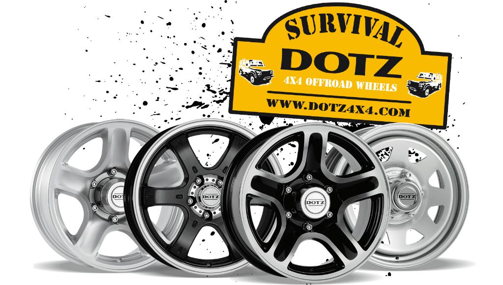 Q&F, Lda. anuncia nova coleção de jantes Dotz 4×4