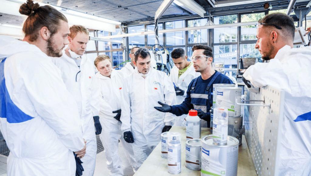 Standox mantém aposta forte na formação em repintura