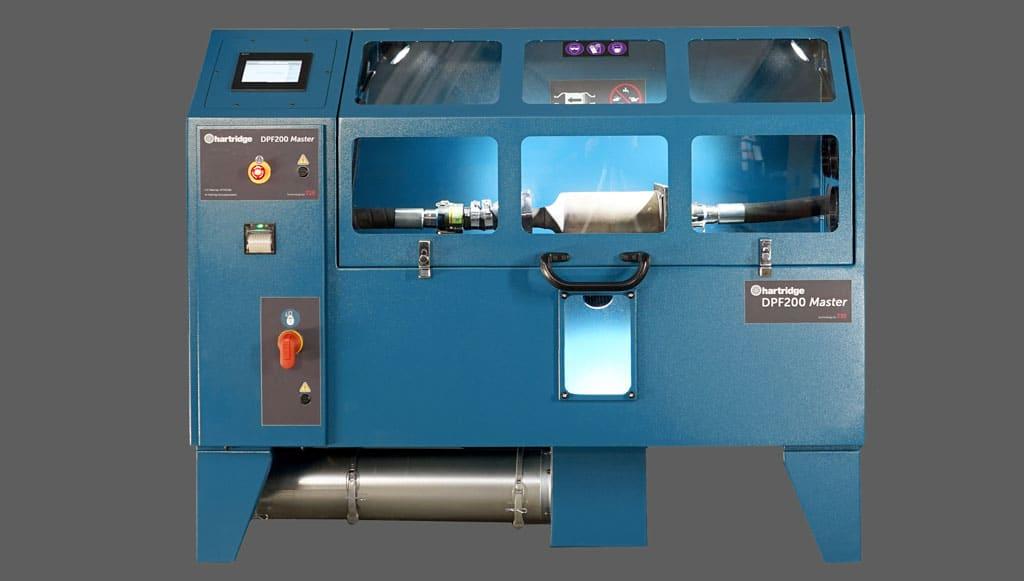 Delphi Technologies apresenta Hartridge DPF200 Master