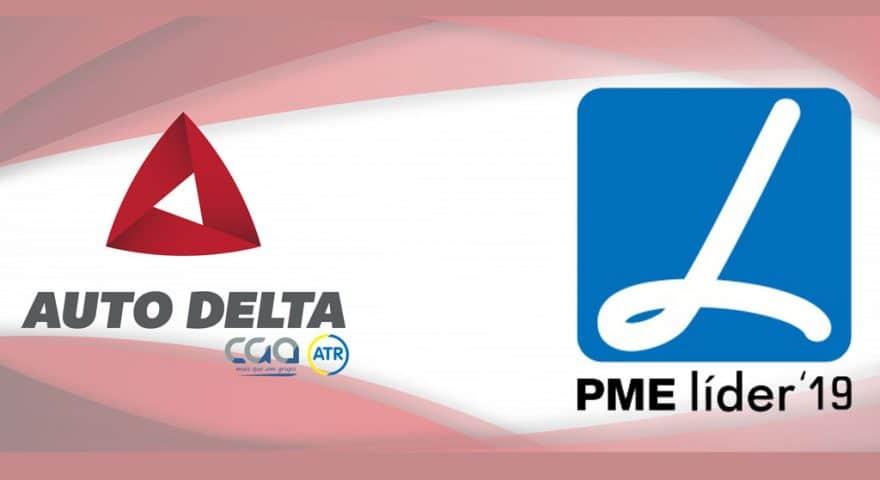 Auto Delta volta a ser distinguida como PME Líder