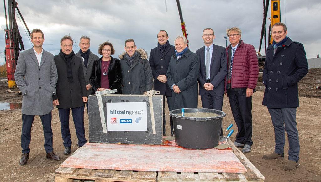 bilstein group vai erguer novo centro logístico
