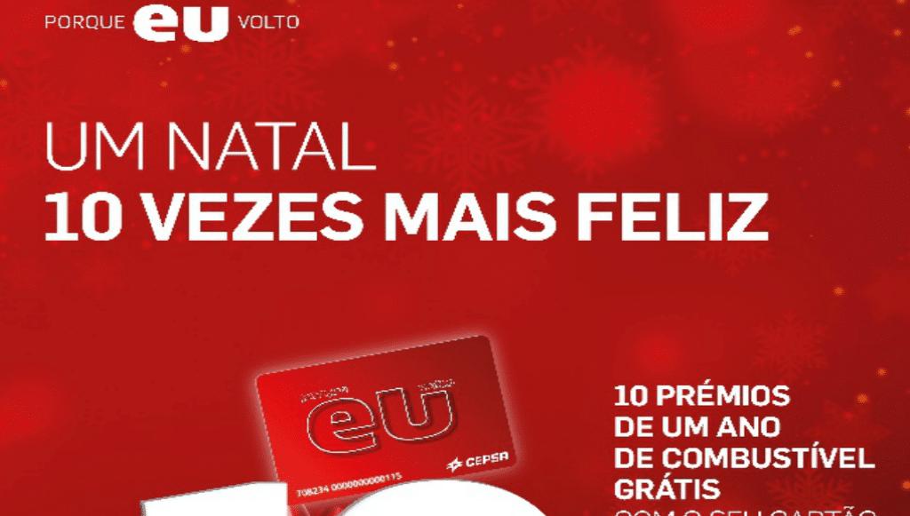 """Cepsa lança campanha """"Um Natal 10 vezes mais Feliz"""""""
