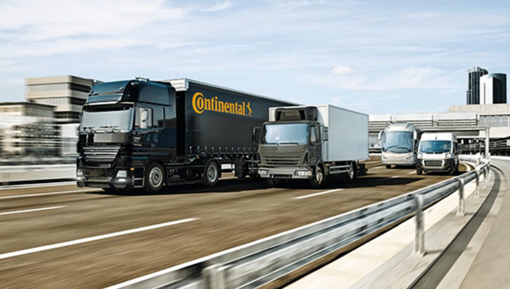 Continental tem gama completa de correias estriadas para veículos comerciais