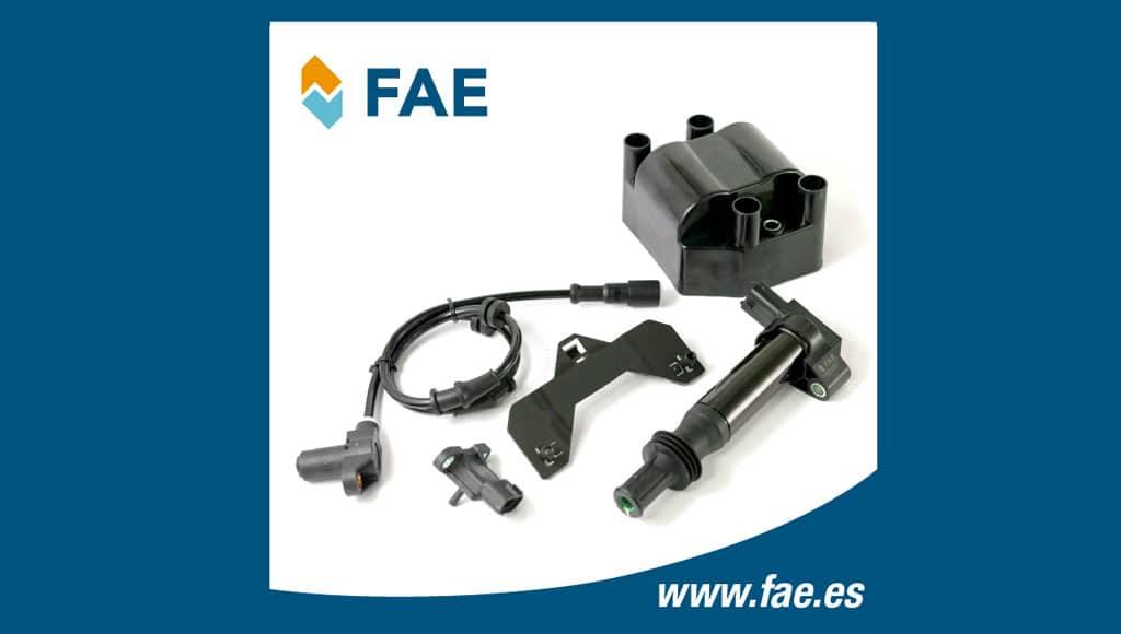 FAE adiciona nove referências ao seu catálogo