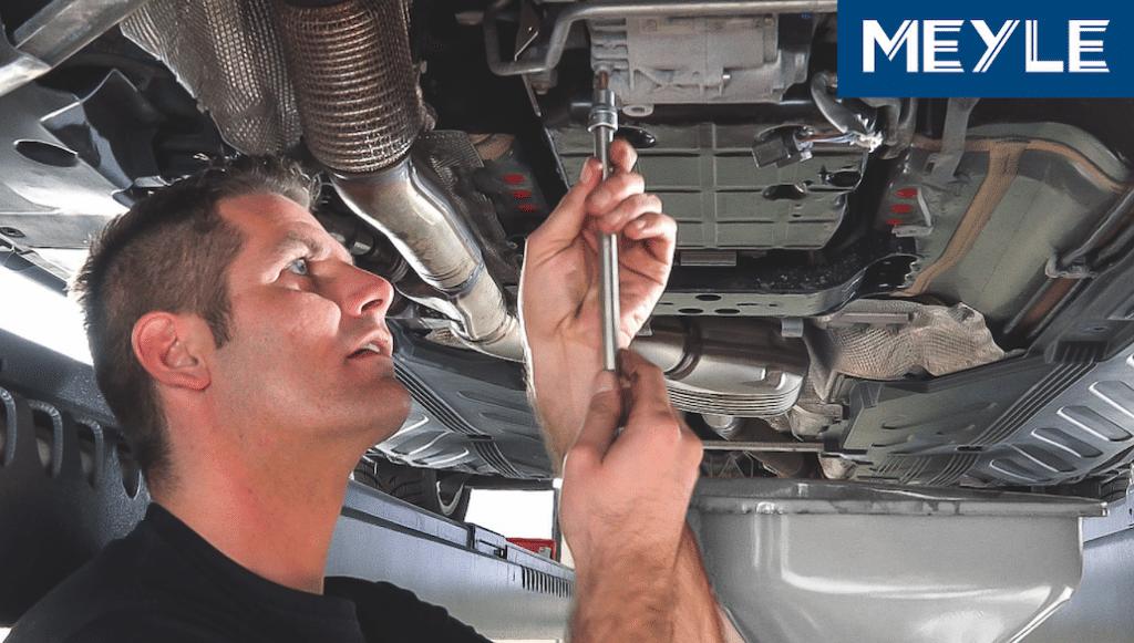 Mudar o óleo da caixa de velocidades automática: conheça as dicas da MEYLE
