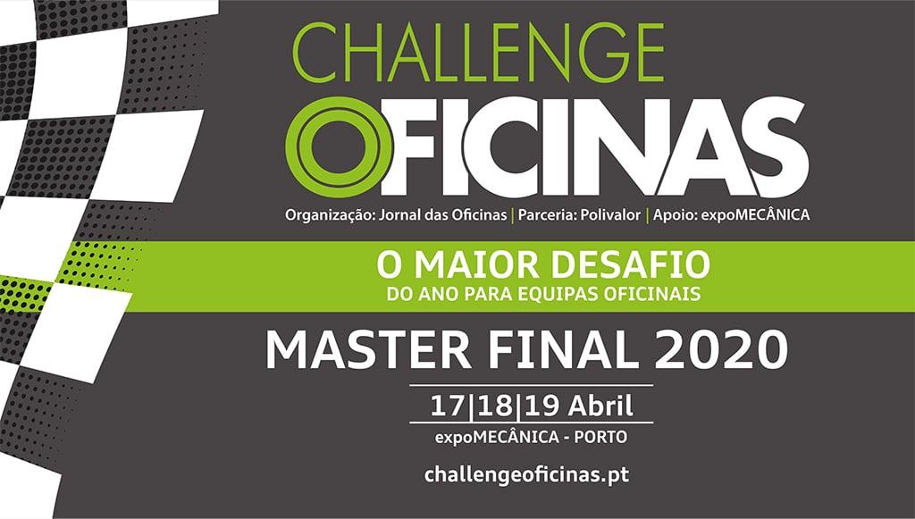 Competição Challenge Oficinas 2020 terá Finalíssima na expoMECÂNICA