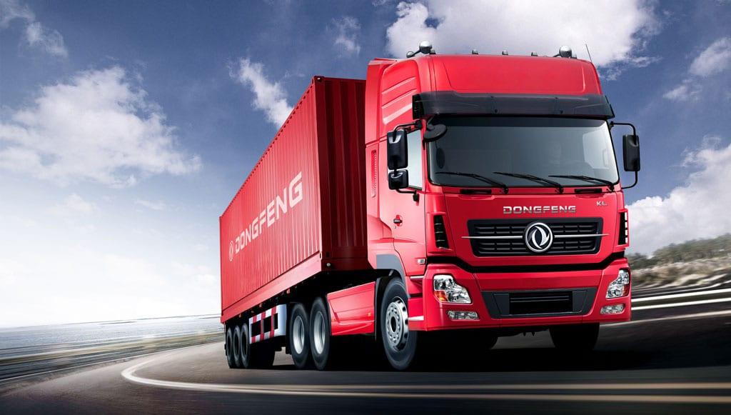 KinLai representa camiões DongFeng Trucks em Angola