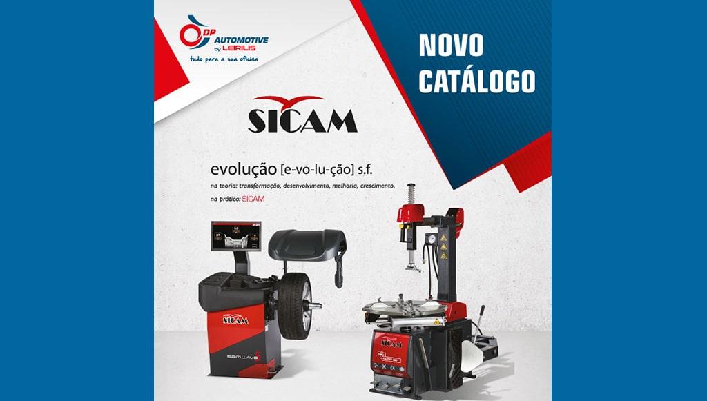 SICAM lança novo catálogo de equipamentos para roda