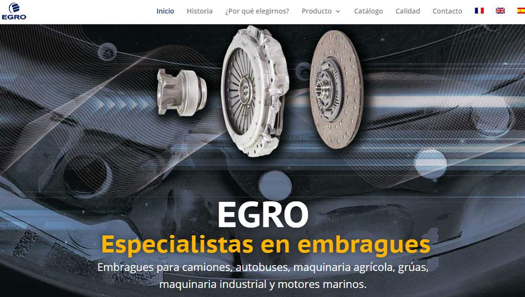 EGRO aposta forte na área digital no segmento das embraiagens