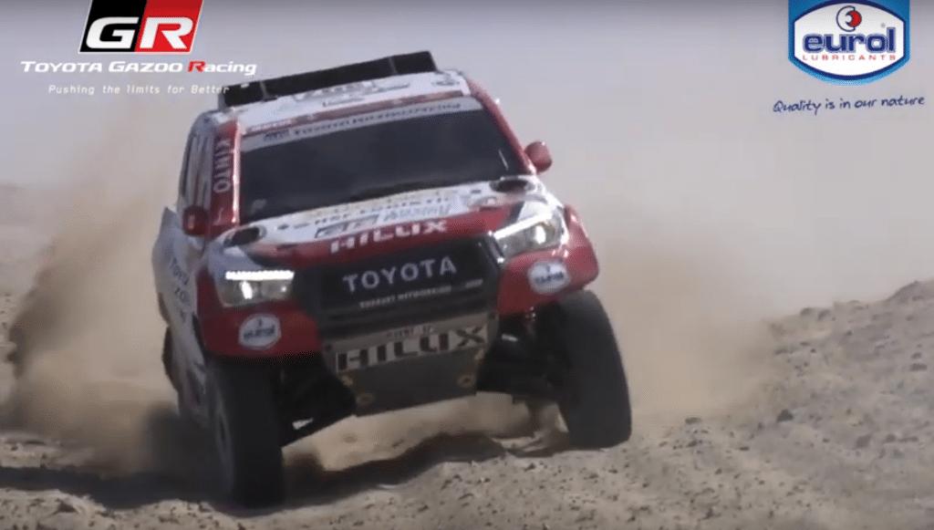 Eurol divulga três vídeos sobre a sua participação no Rally Dakar 2020