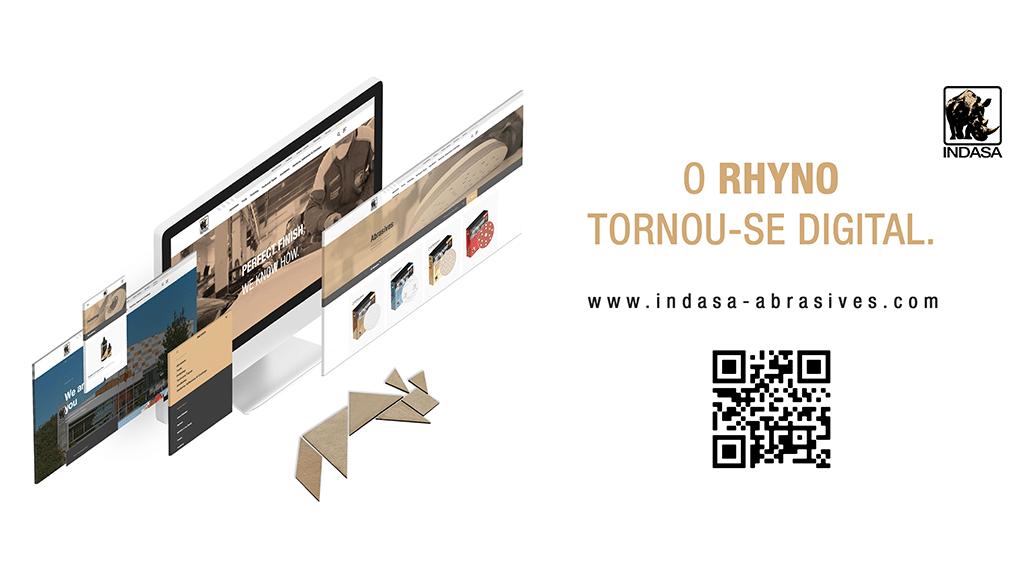 INDASA lança novo <em>site</em> em português e inglês