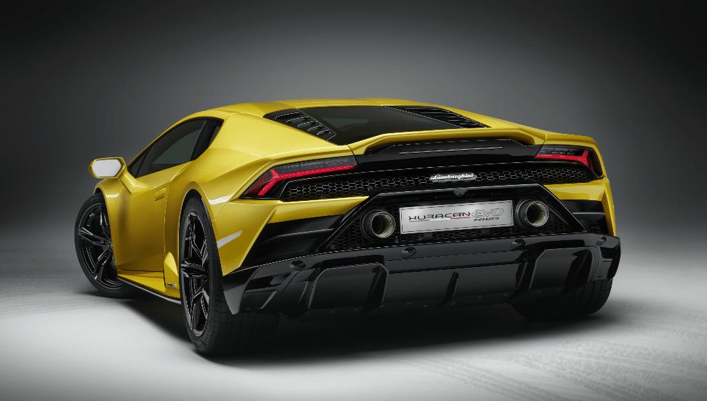 Lamborghini Huracán EVO Rear-Wheel Drive: touro enraivecido