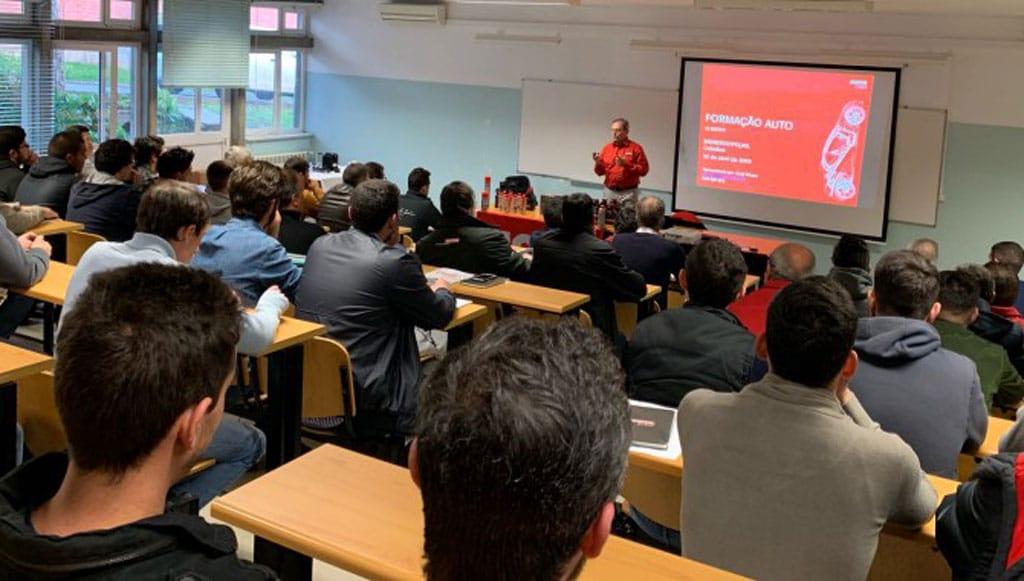 Grupo Beirauto Academia anuncia calendário de formação