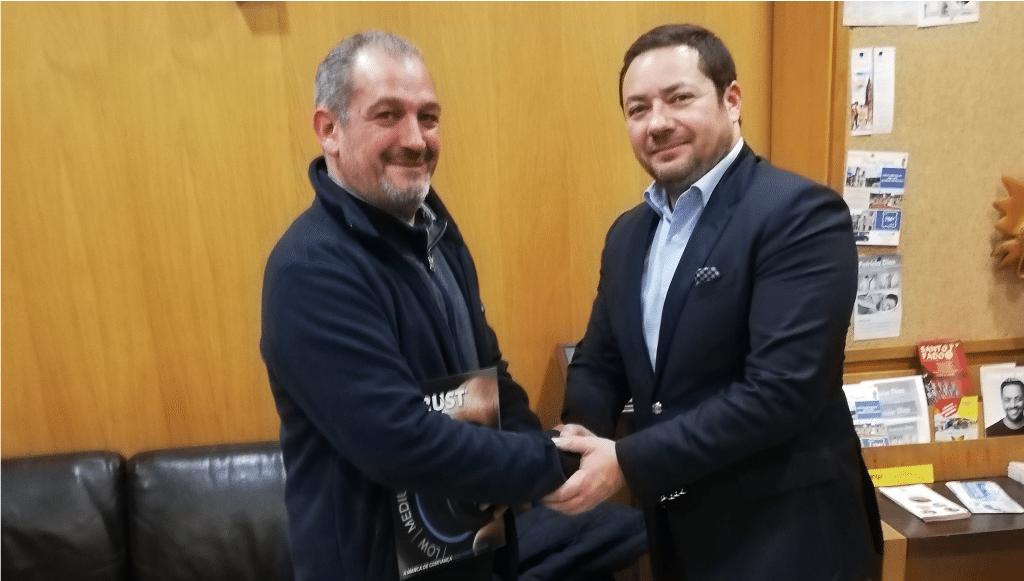 Grupo TRUSTAUTO expande-se para Braga através da CDC Portugal
