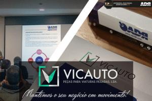 Vicauto está a promover produtos da marca Vignal