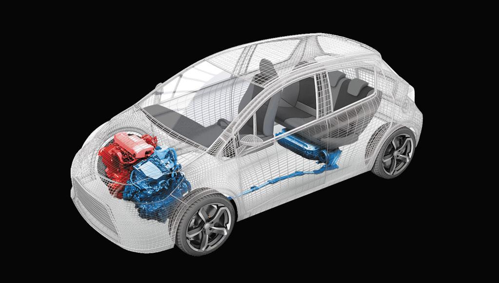 Motul lança primeira gama completa para veículos híbridos