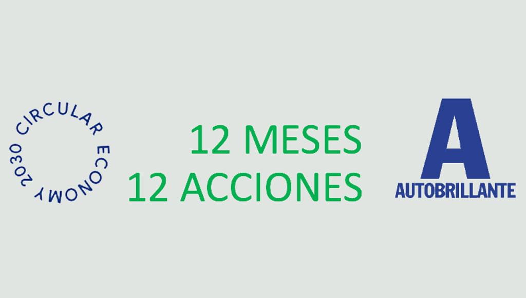 """Autobrillante promove Economia Circular em """"12 meses, 12 ações"""""""