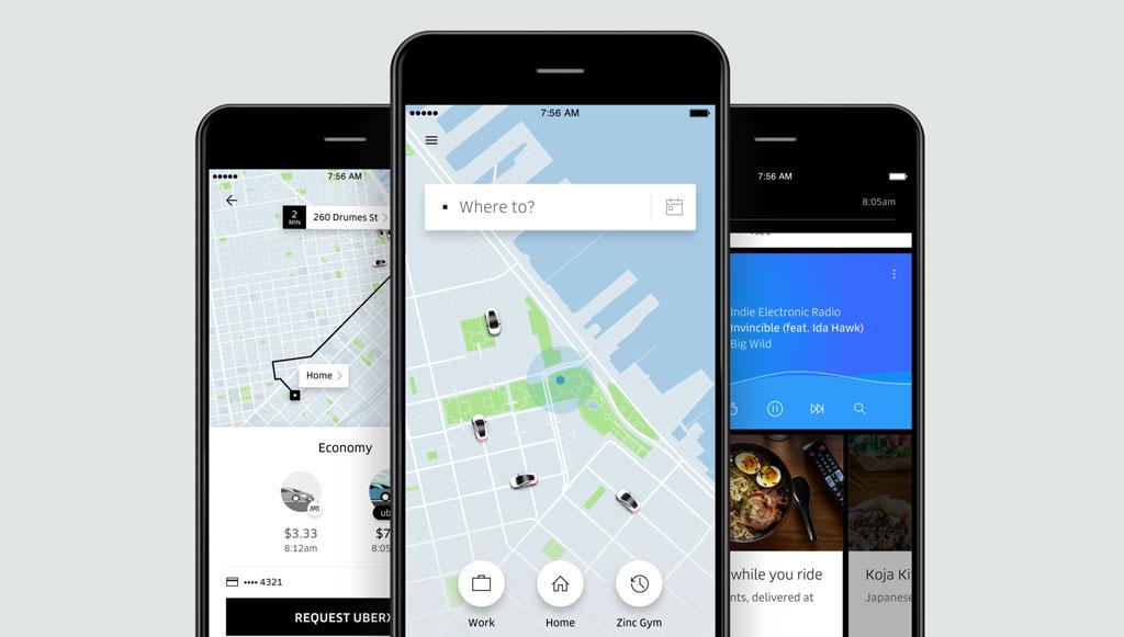 Uber reforça investimento na capital com mais bicicletas e trotinetes elétricas