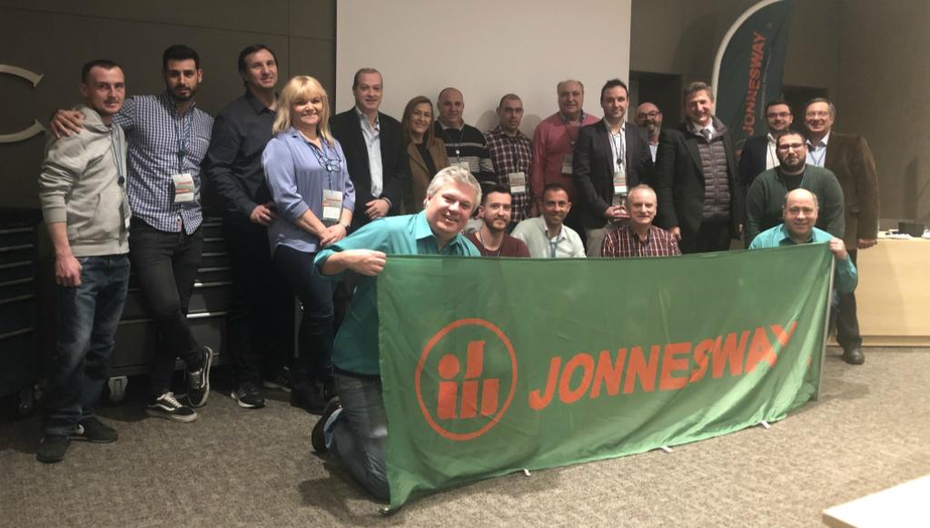 Espanha acolheu 1.° Encontro de Distribuidores Jonnesway