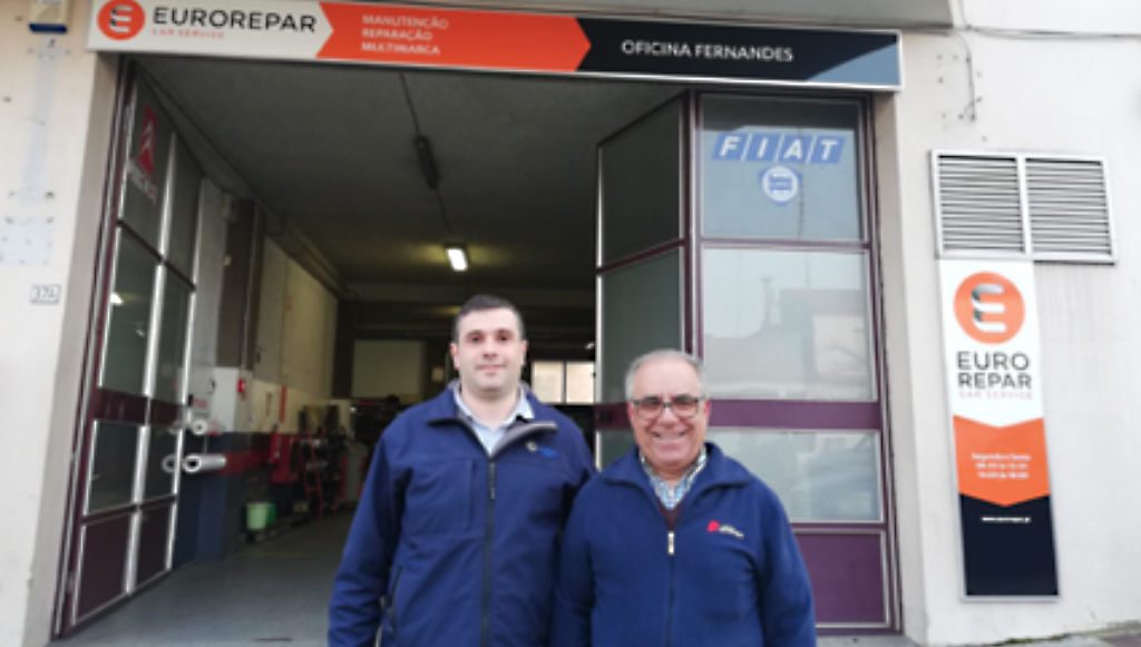 Eurorepar Car Service tem nova oficina em Macedo de Cavaleiros