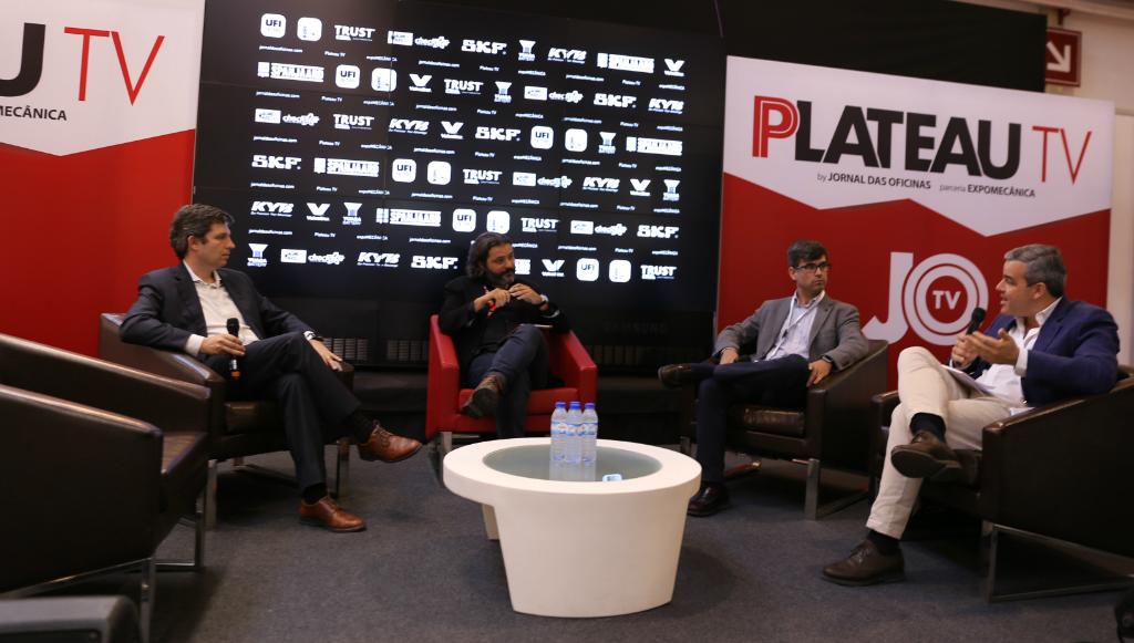 Plateau TV: 2.° Painel é dedicado à Repintura Automóvel