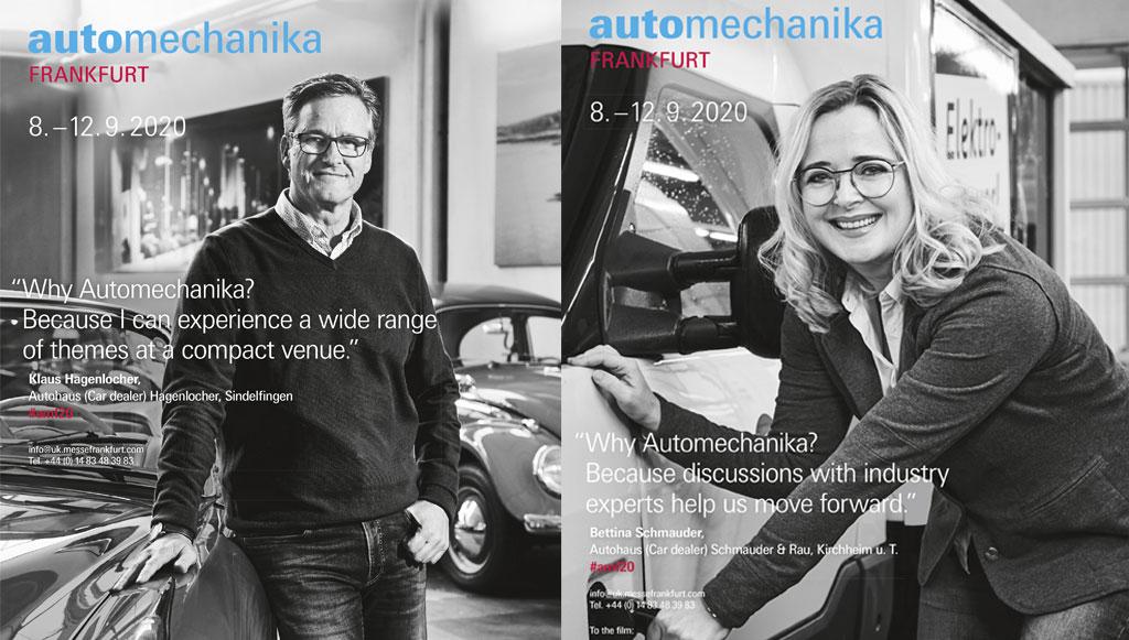 Automechanika lança campanha com especialistas de oficinas