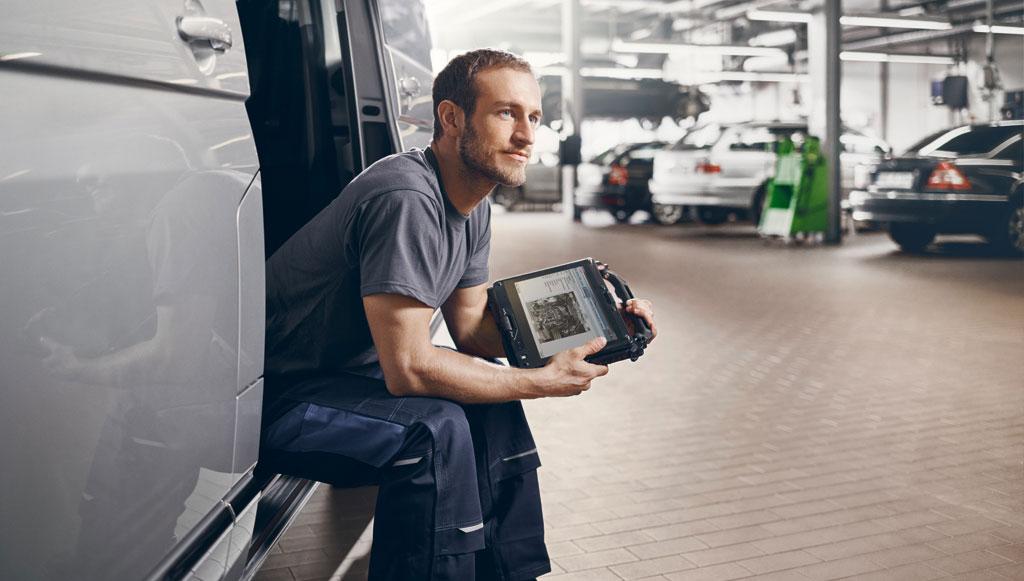 Máquinas de diagnóstico Bosch: três soluções num só equipamento