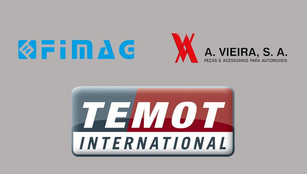 TEMOT International: depois da AleCarPeças, seguiram-se FIMAG e A. Vieira, S.A.