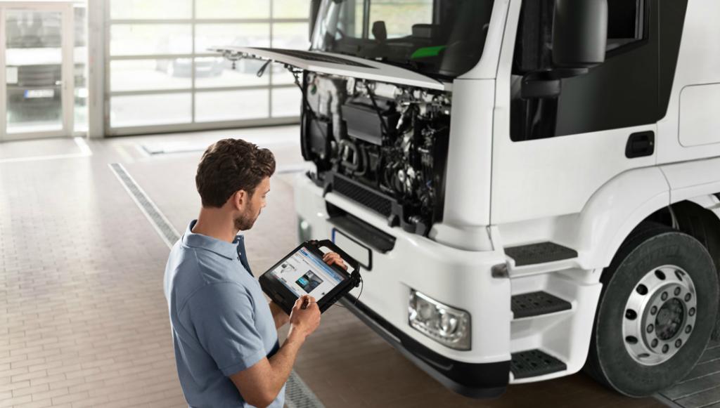 Bosch lança campanha de diagnóstico para veículos industriais