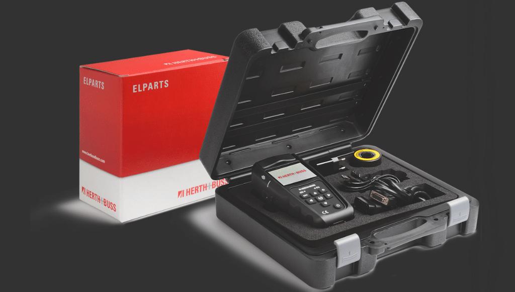 Elparts revela AirGuard 4.0 e módulo OBD-II-Bluetooth