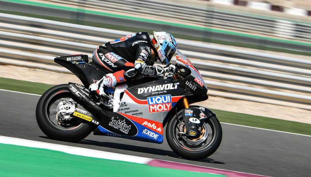 Exide patrocina equipa Intact GP Racing na temporada de 2020 do Moto2