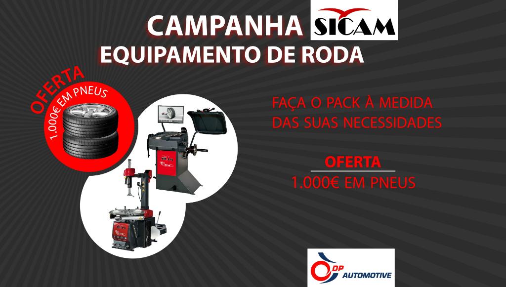 Leirilis lança campanha da SICAM que contempla oferta de €1.000 em pneus
