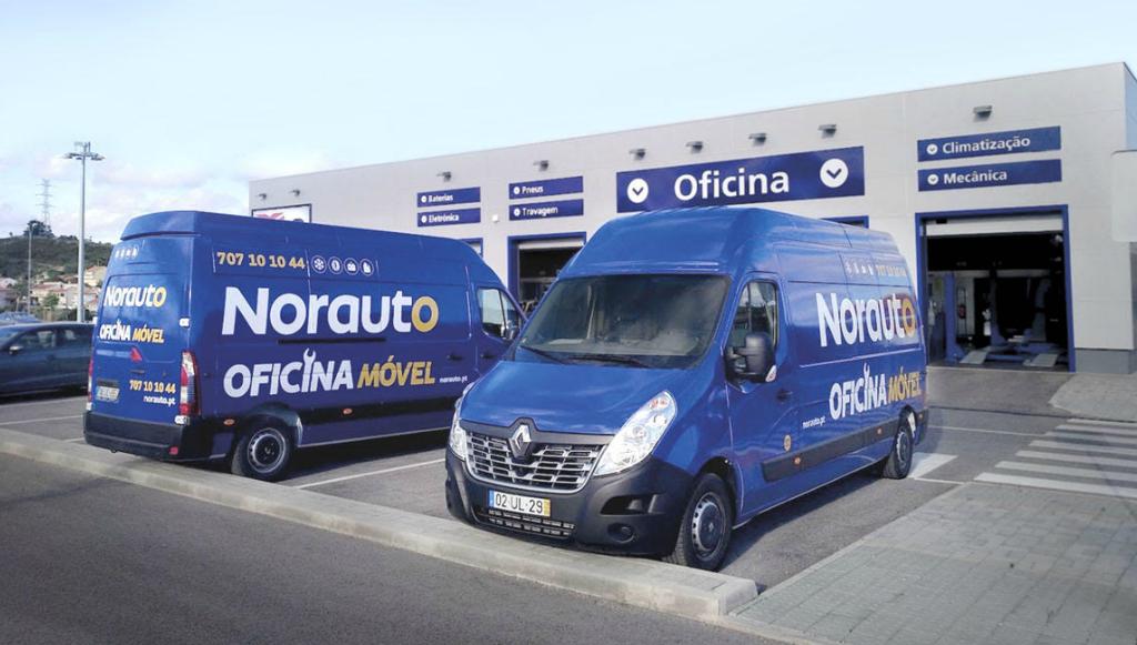 Norauto mantém centros em funcionamento e disponibiliza Oficina Móvel