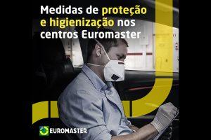 Rede Euromaster cumpre com protocolo de redes seguras