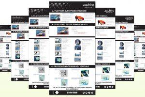 ZAPHIRO lança novo poster infográfico